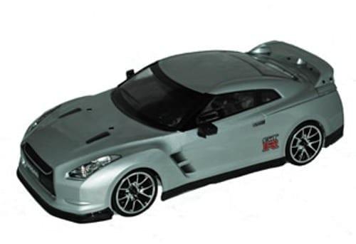 1:10 RC Clear Lexan Body Nissan GTR R35 200mm Electric or Nitro ...