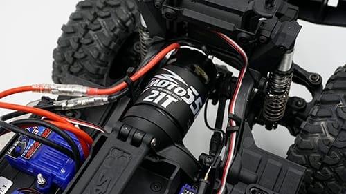 Hackmoto 13T brushed motor for 1:10 RC race drift cars may suit Tamiya Sakara